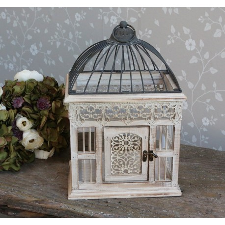 Birdcage w. decor edge