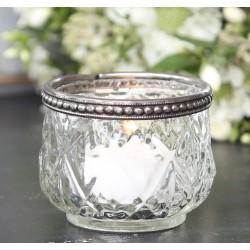 Świecznik Na Tealight Silver Chic 1