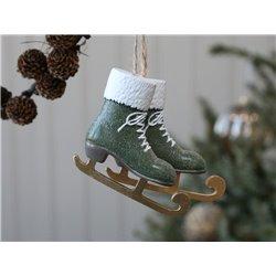 Skates (X19) w. glitter
