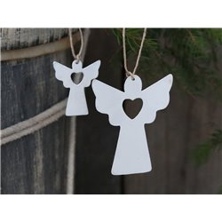 Angels (X19) w. heart set of 2