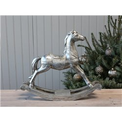 Toulon old Rocking horse (X19)