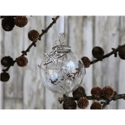 Bauble (X19) w. simili pendant