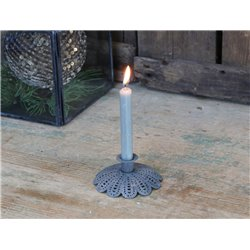 Candlestick flower (X19) f taper candle