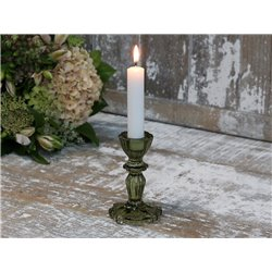 Candlestick (S20) w. lace edge