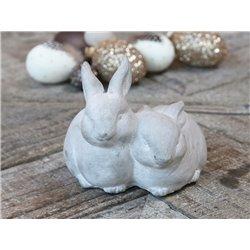 Rabbits (S20) f. deco