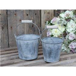 Buckets set of 2