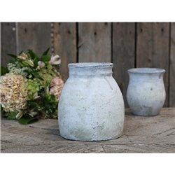 Menton old Flower pot (S20)