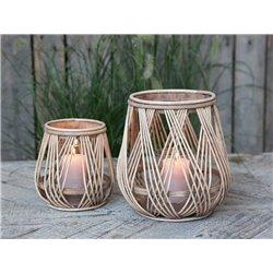 Lantern (S20) bamboo