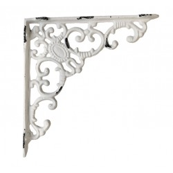 Shelf bracket monogram