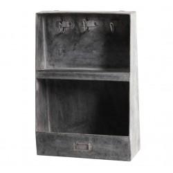 Wall Shelf w. key holders
