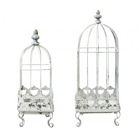 Birdcage set of 2