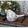 Ptaszek Ozdobny Ceramiczny Chic Antique Melun