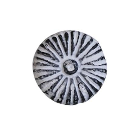 Knob w. pattern iron