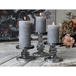Candlestick for pillar candles