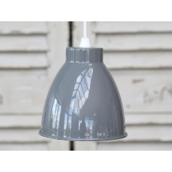 Lampa Metalowa Szara 1