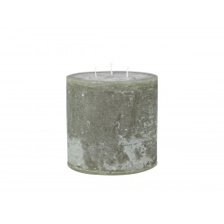 Macon rustic Pillar candle 80 h