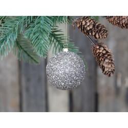 Christmas ball (X20) w. glitter