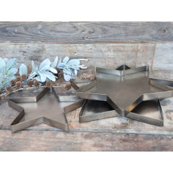 Star Plates (X20) set of 3
