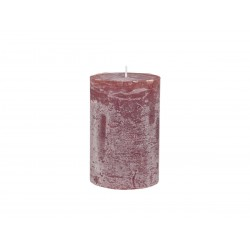 Macon (X20) rustic Pillar candle 90 h