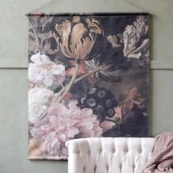 Obraz w Kwiaty Na Płótnie Chic Antique 1A