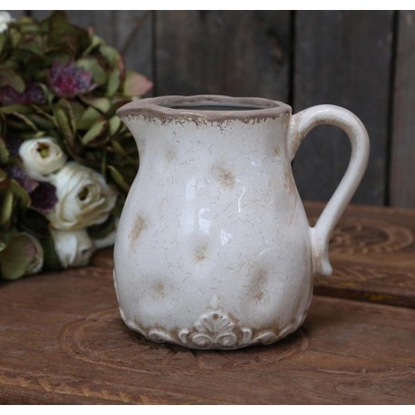 Marcy Jug w french decor