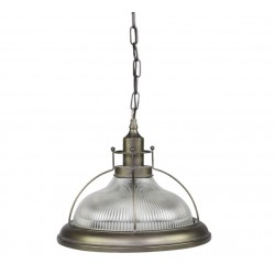 Lampa Industrialna Szklana Factory