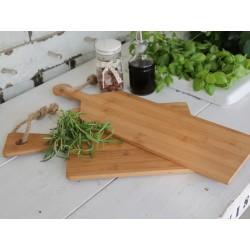 Bambusowa Deska Do Krojenia A