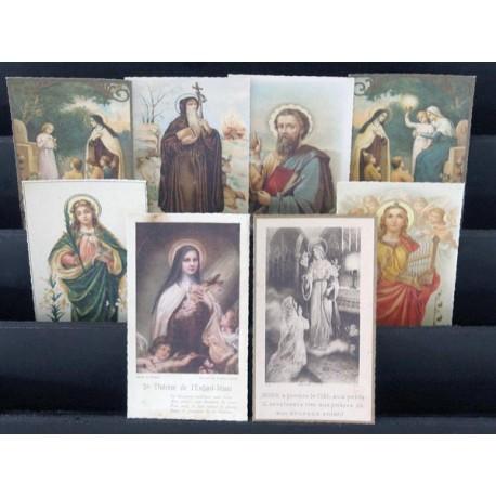 Kartki Religijne 8szt.