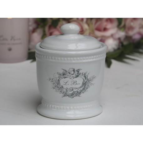Pojemnik Ceramiczny Le Bain