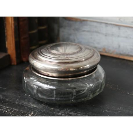 Szklany Pojemnik Chic Antique