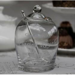 Pojemnik z Łyżeczką Chic Antique
