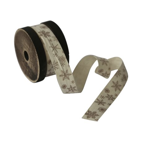 Ribbon (X15) w.snow flakes