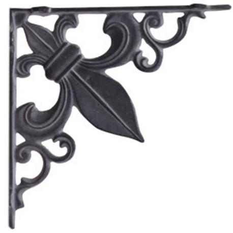 Shelf bracket French antique grey