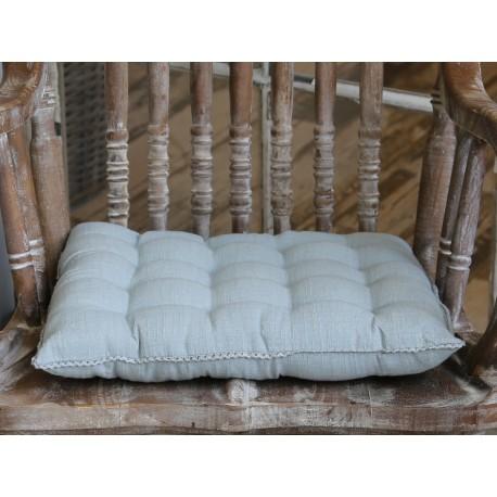 Poduszka Na Krzesło Chic Antique z Koronką 1