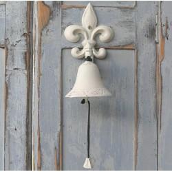 Dzwonek Żeliwny Lilijka