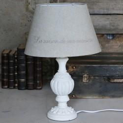 Lampa Stołowa Provence Chic 1