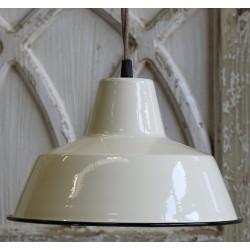 Lampa Metalowa Scandi Chic Kremowa 1
