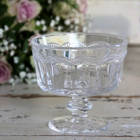 Pucharek Szklany Provence Chic 2
