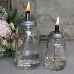 Lampa Naftowa Vintage Chic A