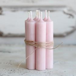 Różowa Świeczka Chic Antique