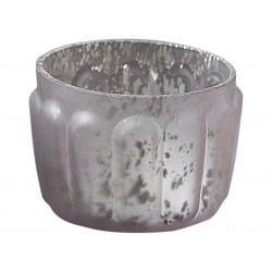 Tealight holder powder H5,5/D7 cm