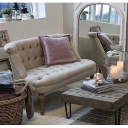 French Sofa w. linen fabric