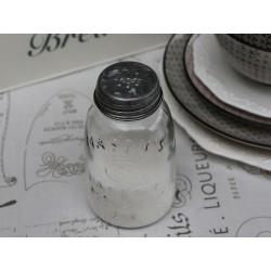 Sugar castor H14,5/D8 cm