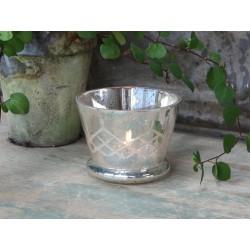 Srebrny Świecznik Na Tealight E