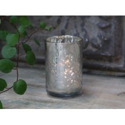 Srebrny Świecznik Na Tealight F