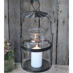 Lampion Butelka Chic Antique A