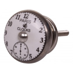 Gałki Meblowe Chic Antique Zegar