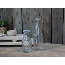 Bottle (S19) with lid