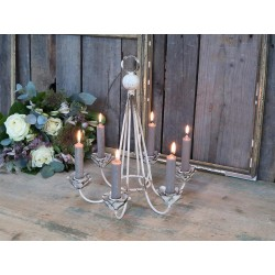 Candlestick for 6 candles