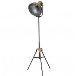 Lampa Podłogowa Industrialna Factory Reflektor